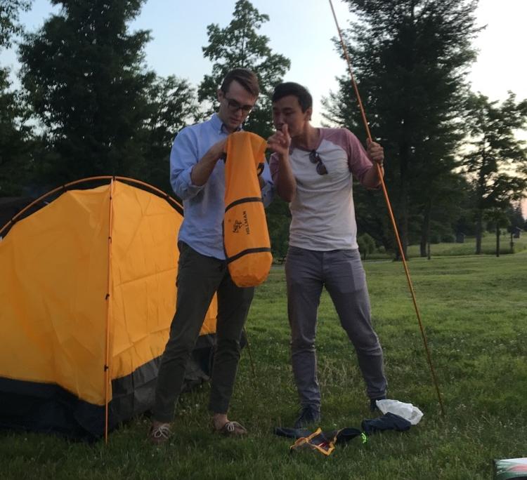 Camping June 2019