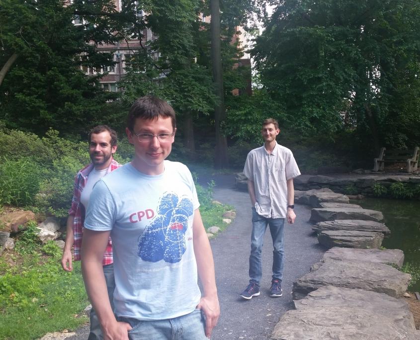 The Boyz, Summer 2015